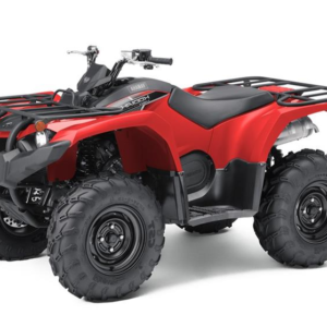 yamaha kodiac red farm quad