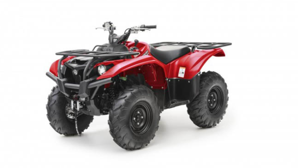 Yamaha Kodiak 700 4WD
