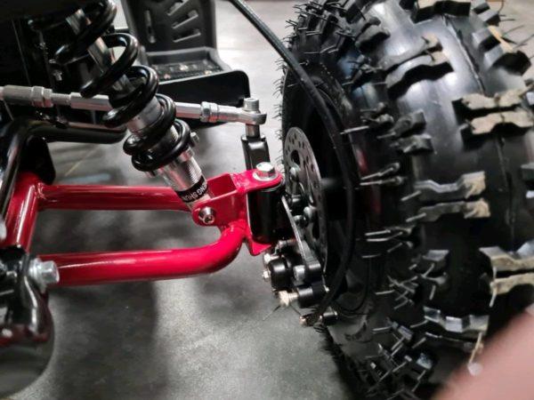 wheel barton xtr
