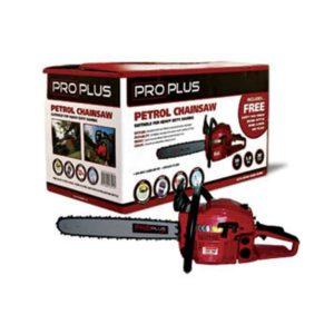 proplus 16 petrol chainsaw 45cc garden chainsaw