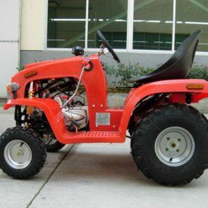 FOX SX125 kids mini tractor