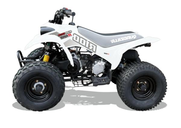 Quadzilla R100 – White