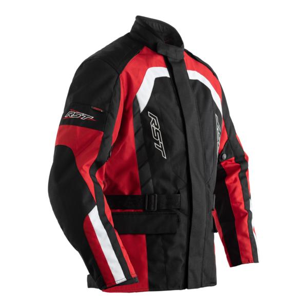 RST Alpha IV CE Mens Textile Jacket Red