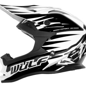 Wulfsport Cub Advance Helmet – White