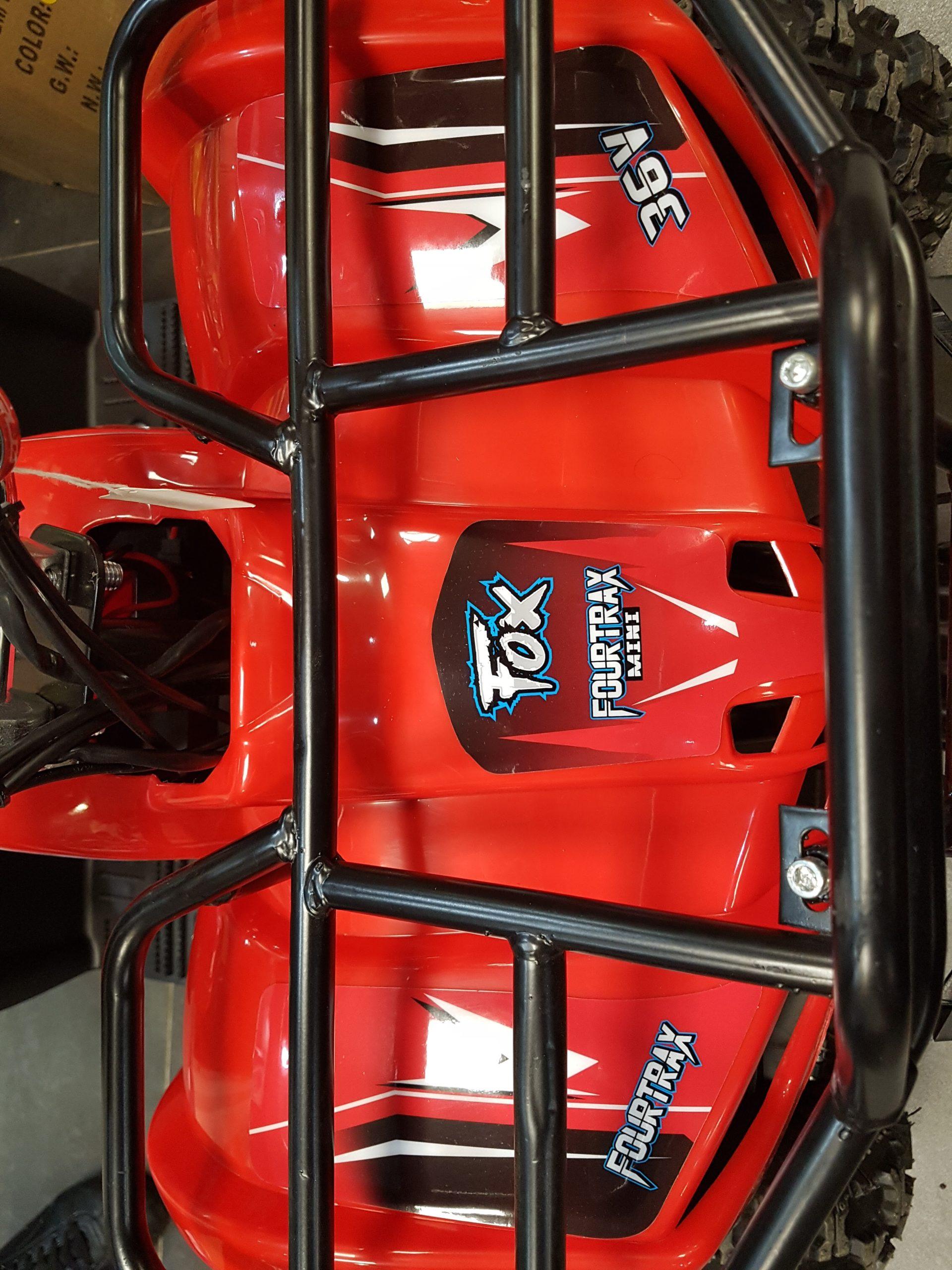 Fox Fourtrax 800w Electric Kids Quad