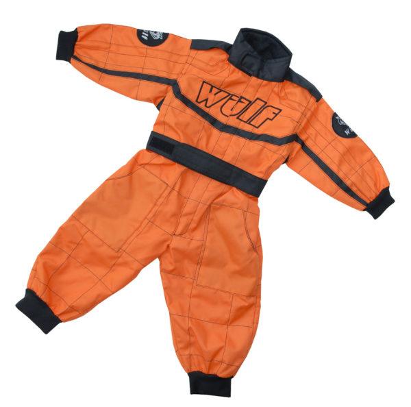 Wulfsport Cub Racing Suit – Orange