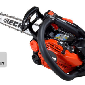 Previous product Next product Echo CS-2511TES Lightweight, small top handle chainsaw