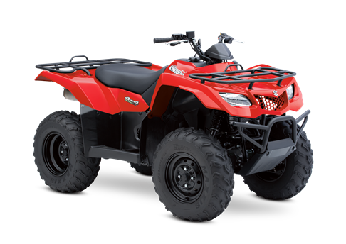 Suzuki king quad 400 manual