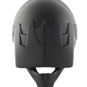 GSB MX HELMET YOUTH LARGE MATT BLACK