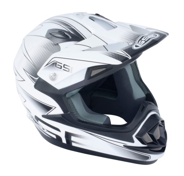 GSB MX HELMET XP-14B GRAPHIC BLACK