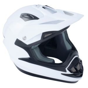 GSB MX HELMET XP-14B GLOSS WHITE