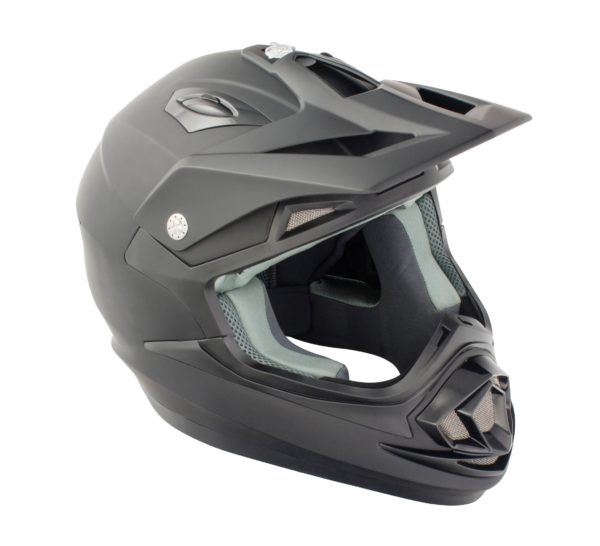 GSB MX HELMET XP-14B MATT BLACK