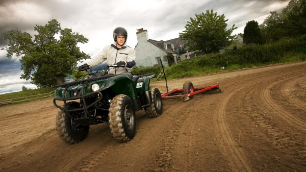 Donegal Quads Yamaha Grizzly 350 2WD