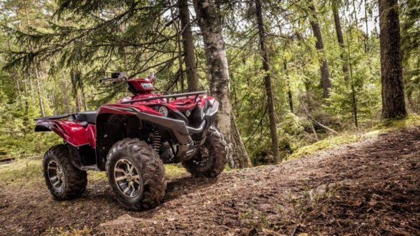 Donegal Quads Yamaha Grizzly 700