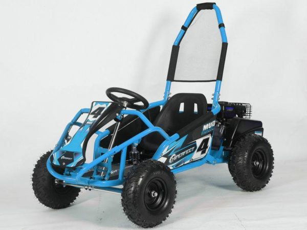 Moto-Roma SS 98cc - Blue