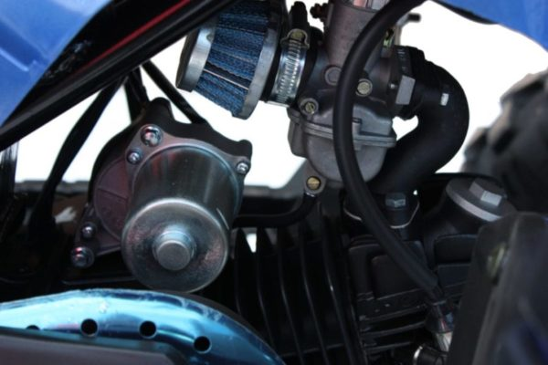 Hawkmoto Force Parts