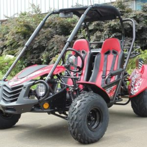 Moto-Roma Trailblazer Buggy 150 Red