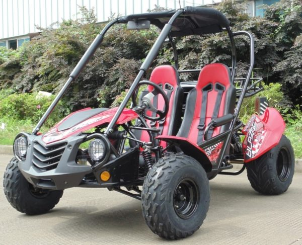 Moto-Roma Trailblazer Buggy 150 Red