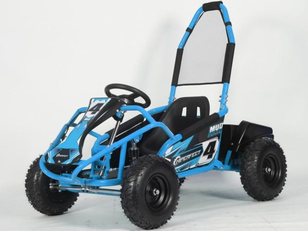 Moto-Roma SS 1000 W – Blue