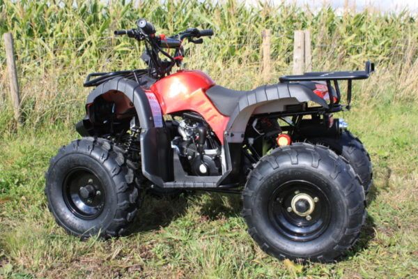 Hawkmoto Force Red
