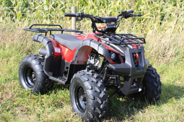 Hawkmoto Force – Red