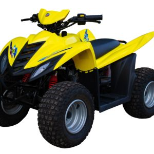 Quadzilla QZR 80 - Yellow