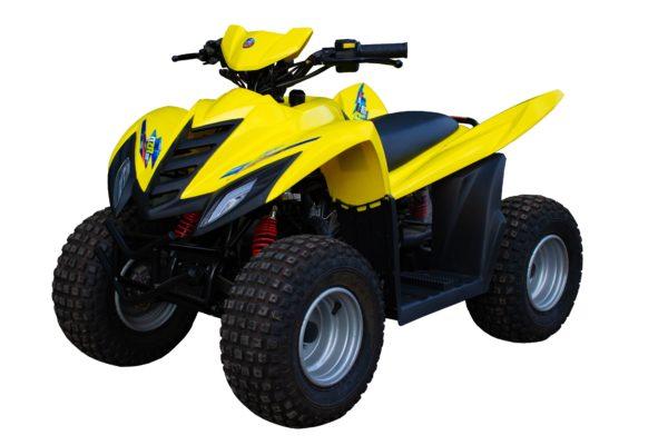 Quadzilla QZR 80 - Yellow