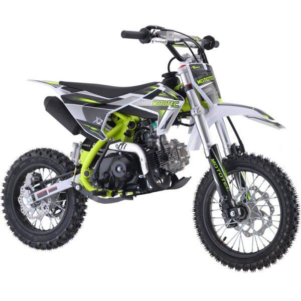 Moto-Tec X2 Motocross Dirt Bike