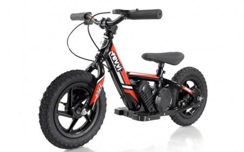 revvi 12 balance bike red