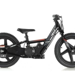 revvi 16 balance bike black