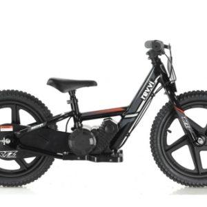 revvi 16 balance bike black