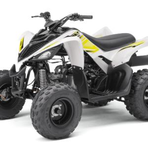 Yamaha YFM90R White/Yellow