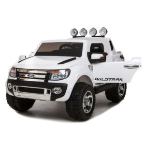 ford ranger 12v ride on white