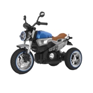 BMW Kids Motorbike Ride-On Blue