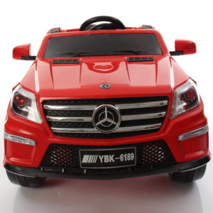 mercedes gls 12v red front