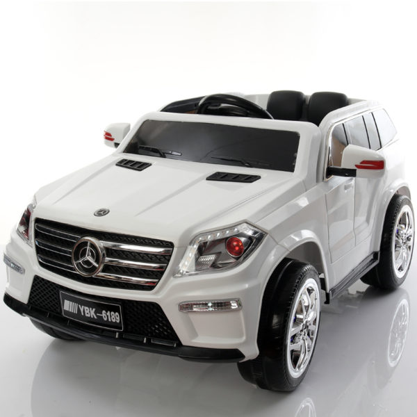 mercedes gls 12v ride on white