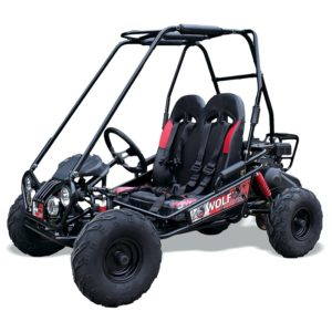 WOLF JUNIOR KIDS BUGGY