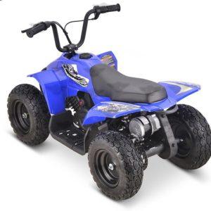 fox quad racer blue