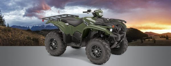 yamaha 700 eps farm quad