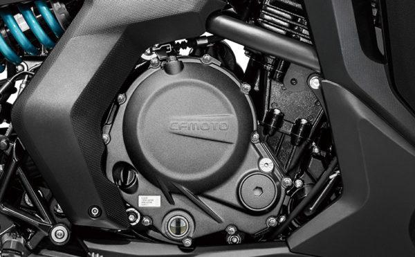 650GT Motorcycle by CF Moto