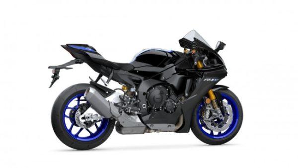 Yamaha YZF-R1M bike