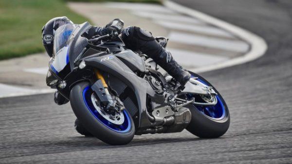 Yamaha YZF-R1M new motorcycle