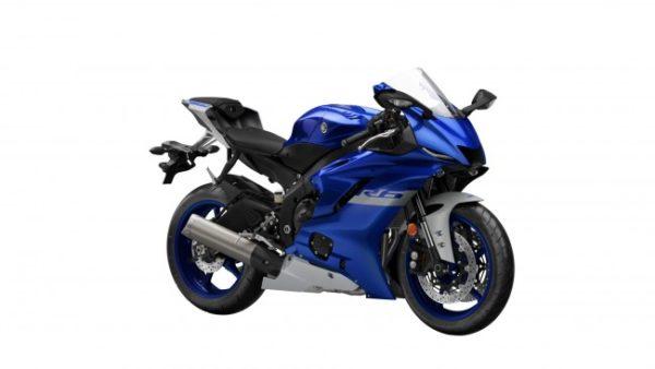 Yamaha YZF-R6 Motorcycle