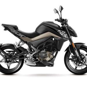 300 NK Motorcycle
