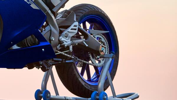 wheel Yamaha YZF R125