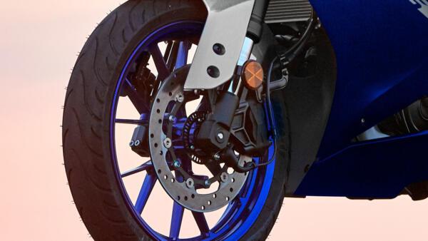 2021 Yamaha YZF R125 Wheel