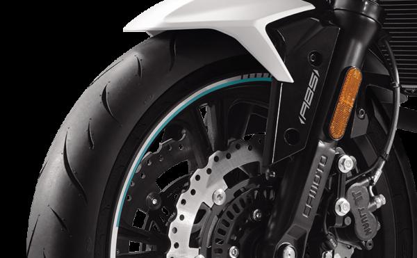 400NK Motorbike from CF Moto