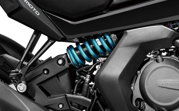 650gt motorcycle