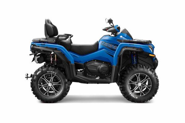 CForce 1000 EPS T3 Blue Side