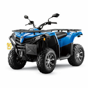 CForce 450 EPS T3 Blue Angle